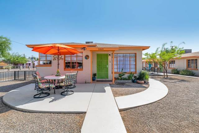 1469 E Fillmore Street, Phoenix, AZ 85006 (#22023301) :: Long Realty - The Vallee Gold Team
