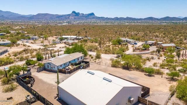 10190 N Camino Pico Vista, Tucson, AZ 85742 (#22023302) :: Tucson Property Executives