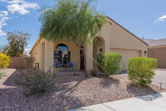 8843 W Saguaro Moon Road, Marana, AZ 85653 (#22023306) :: Tucson Property Executives