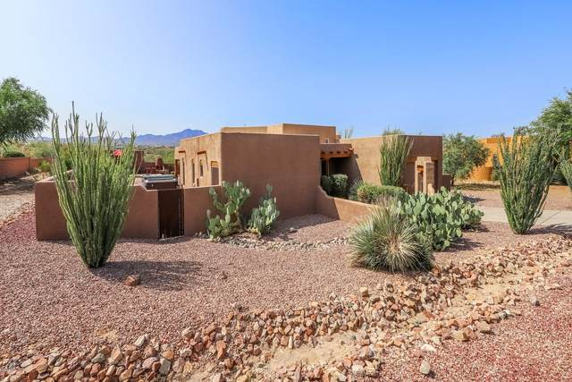 14124 E Lazy Jake Lane, Vail, AZ 85641 (#22023340) :: The Local Real Estate Group | Realty Executives