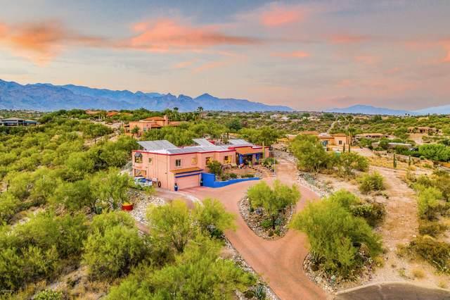 5895 E Calle Val, Tucson, AZ 85750 (#22023344) :: The Local Real Estate Group | Realty Executives