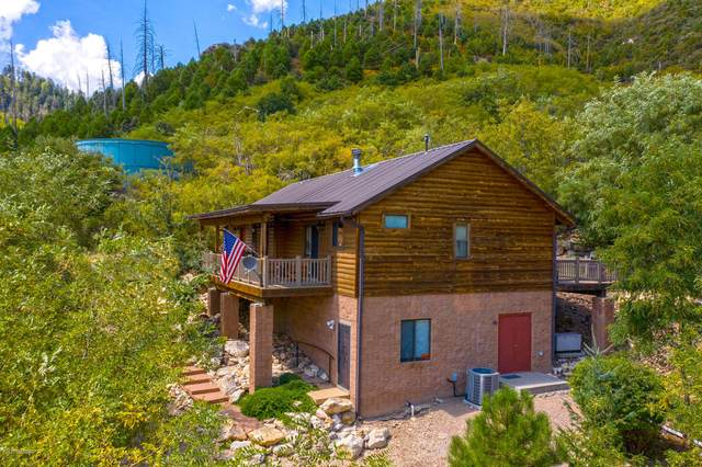 12780 N Miners Ridge Road, Mt. Lemmon, AZ 85619 (#22023352) :: The Josh Berkley Team