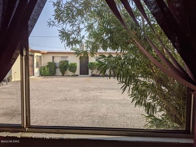 3002 N Geronimo Avenue, Tucson, AZ 85705 (#22023357) :: The Josh Berkley Team