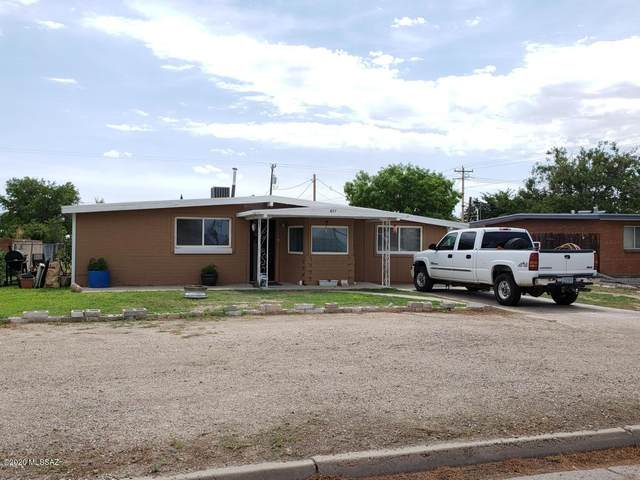511 N Bisbee Avenue, Willcox, AZ 85643 (#22023361) :: Keller Williams