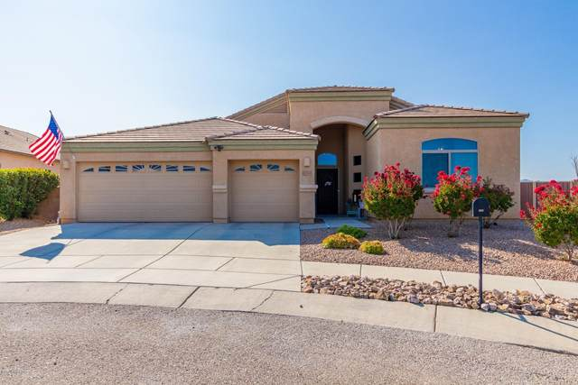 449 W Woodward Street, Vail, AZ 85641 (#22023372) :: The Local Real Estate Group | Realty Executives