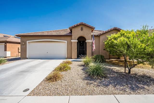 8448 N Mountain Stone Pine Way, Tucson, AZ 85743 (#22023396) :: Long Realty - The Vallee Gold Team