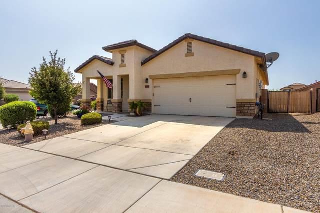 11353 W Folsom Point Drive, Marana, AZ 85658 (#22023410) :: Long Realty - The Vallee Gold Team