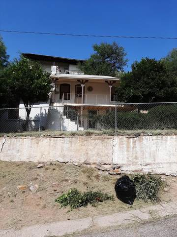 314 W Quarry Street, Nogales, AZ 85621 (#22023416) :: Long Realty - The Vallee Gold Team