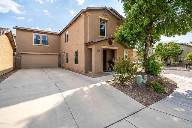 4136 E Babbling Brook Drive, Tucson, AZ 85712 (#22023435) :: The Josh Berkley Team