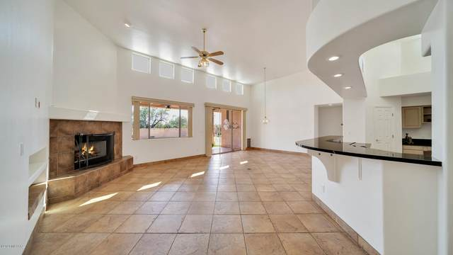 8738 E Bear Paw Place, Tucson, AZ 85749 (#22023438) :: The Josh Berkley Team