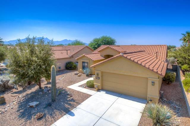 2722 E Glen Canyon Road, Green Valley, AZ 85614 (#22023452) :: Keller Williams