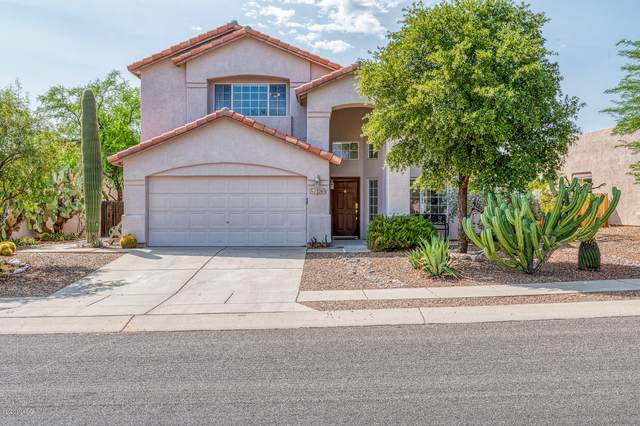 12285 N Brightridge Drive, Oro Valley, AZ 85755 (#22023458) :: The Local Real Estate Group | Realty Executives