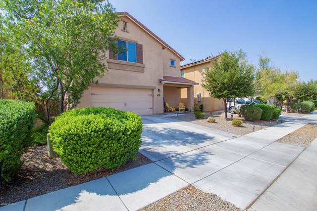 6710 S Cut Bow Drive, Tucson, AZ 85757 (#22023459) :: Long Realty - The Vallee Gold Team