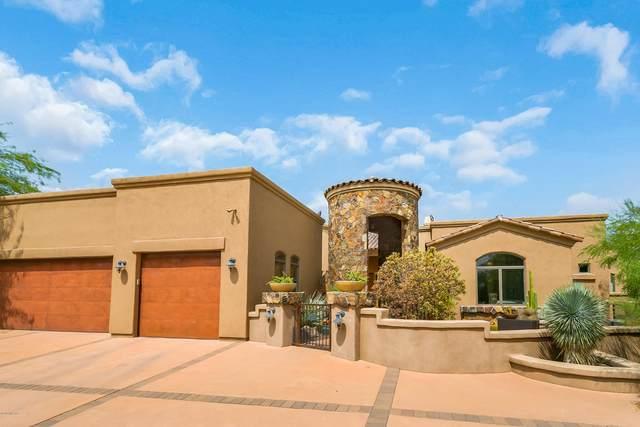 12798 N Sorrel Stallion Place, Marana, AZ 85658 (#22023463) :: Tucson Property Executives