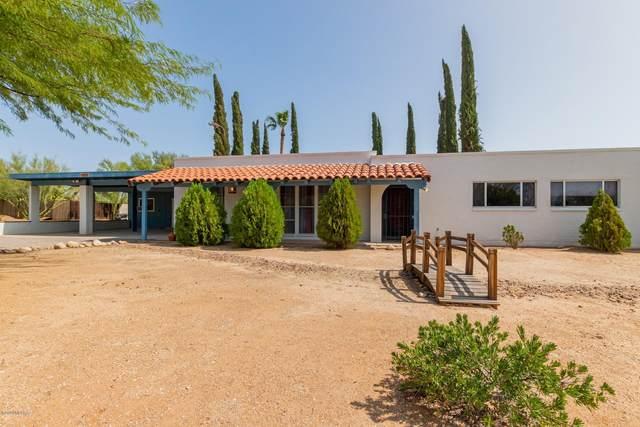 7652 N Cerco De Los Amigos, Tucson, AZ 85704 (#22023464) :: Keller Williams