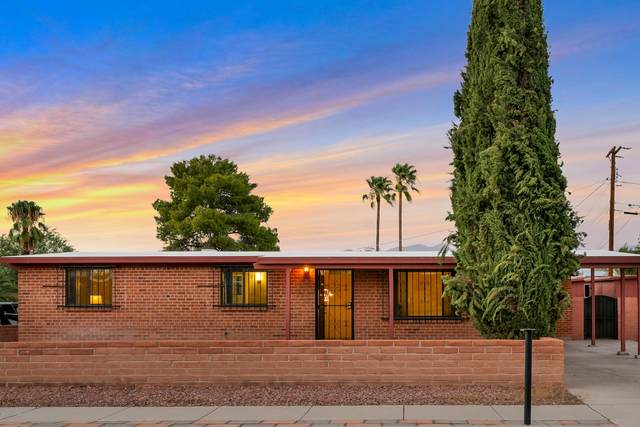 5129 E 28th Street, Tucson, AZ 85711 (#22023471) :: The Local Real Estate Group | Realty Executives