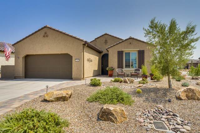 2460 E Rolling Meadow Lane, Green Valley, AZ 85614 (#22023488) :: Long Realty - The Vallee Gold Team