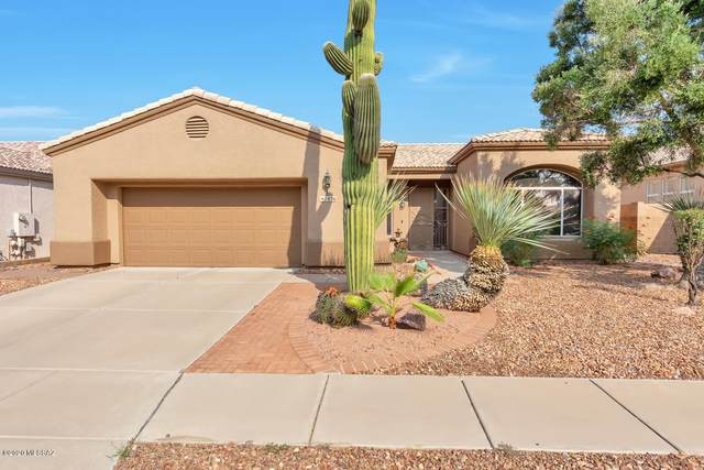 1836 N Spanish Moss Avenue, Tucson, AZ 85715 (#22023490) :: Long Realty - The Vallee Gold Team
