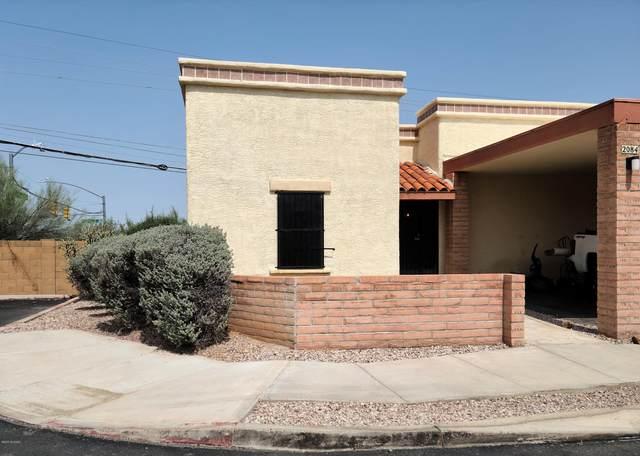 2084 W Bramburgh Court, Tucson, AZ 85713 (#22023492) :: Keller Williams