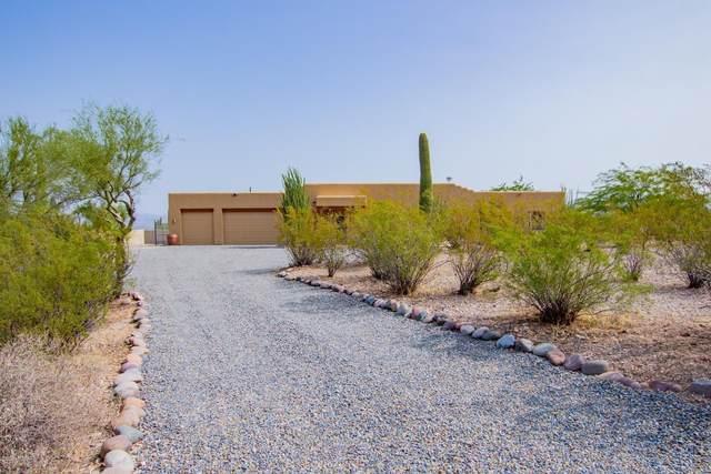 6940 N Wade Road, Tucson, AZ 85743 (MLS #22023495) :: The Property Partners at eXp Realty