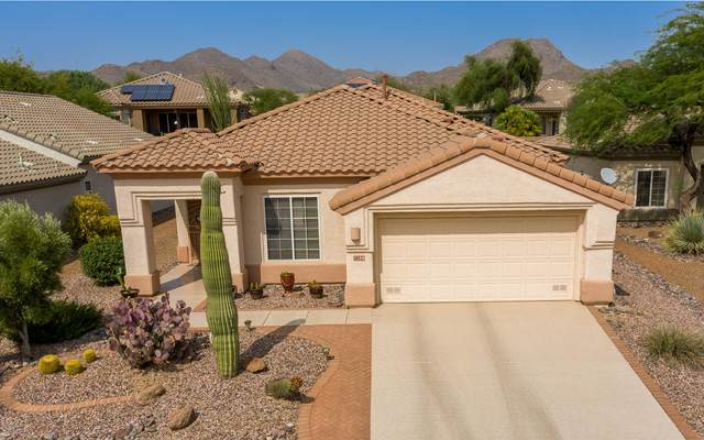 5288 W Sunrise Canyon Place, Marana, AZ 85658 (#22023505) :: Keller Williams