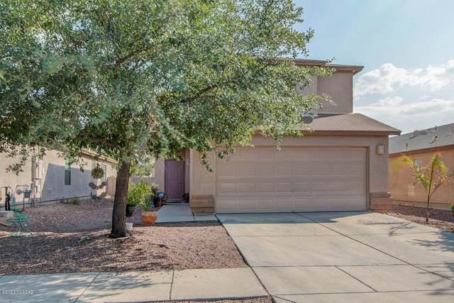 4260 E Agave Desert Trail, Tucson, AZ 85706 (#22023554) :: Tucson Property Executives