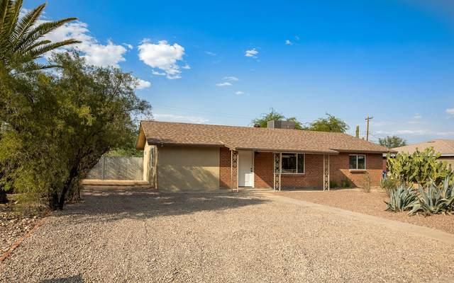 4437 E Water Street, Tucson, AZ 85712 (#22023560) :: Tucson Property Executives