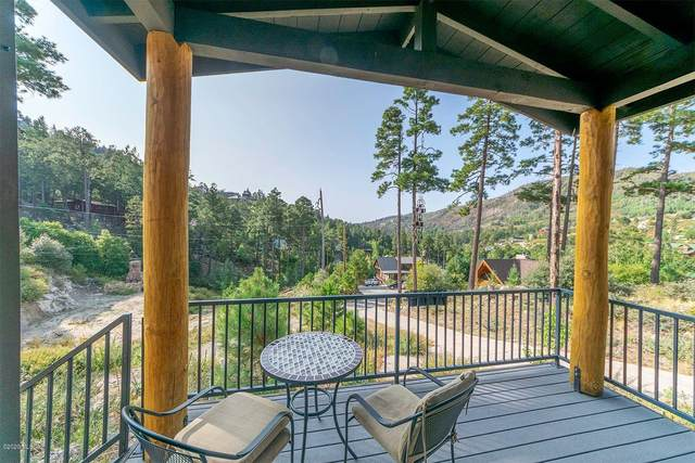 12906 N Tucson Avenue, Mt. Lemmon, AZ 85619 (MLS #22023577) :: The Property Partners at eXp Realty