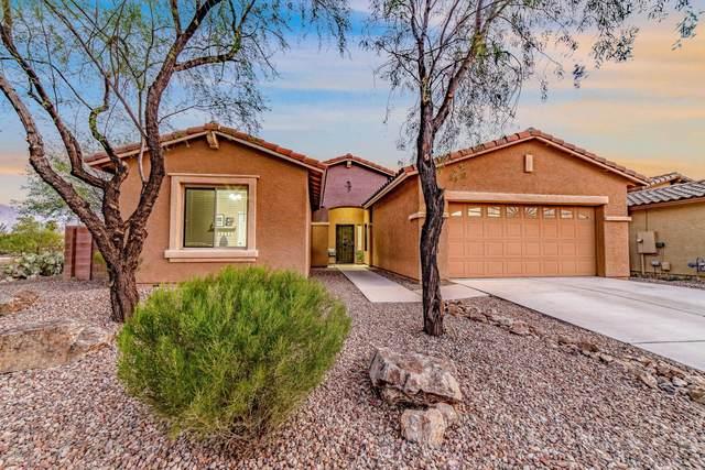 1419 W Red Creek Drive, Oro Valley, AZ 85737 (#22023583) :: Long Realty Company