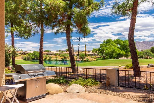 37513 S Canyon View Drive, Saddlebrooke, AZ 85739 (#22023600) :: Long Realty Company