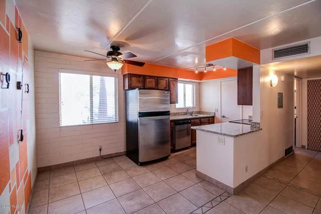 55 N Cherry Avenue #102, Tucson, AZ 85719 (#22023606) :: Long Realty - The Vallee Gold Team