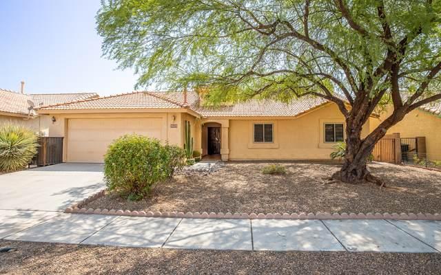 7629 S Freshwater Pearl Drive, Tucson, AZ 85747 (#22023607) :: Keller Williams