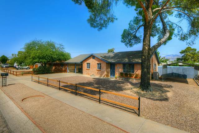 5803 E 18Th Street, Tucson, AZ 85711 (#22023617) :: Keller Williams