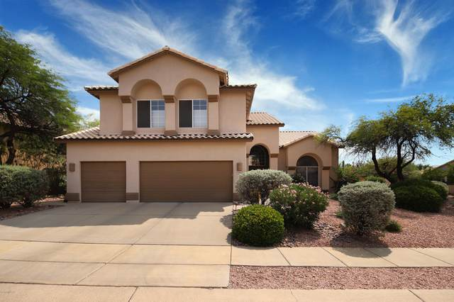11449 N Silver Pheasant Loop, Oro Valley, AZ 85737 (#22023632) :: The Local Real Estate Group | Realty Executives