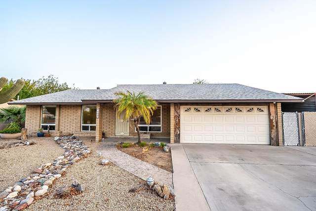 1509 W Villa Maria Drive, Phoenix, AZ 85023 (#22023633) :: Long Realty - The Vallee Gold Team