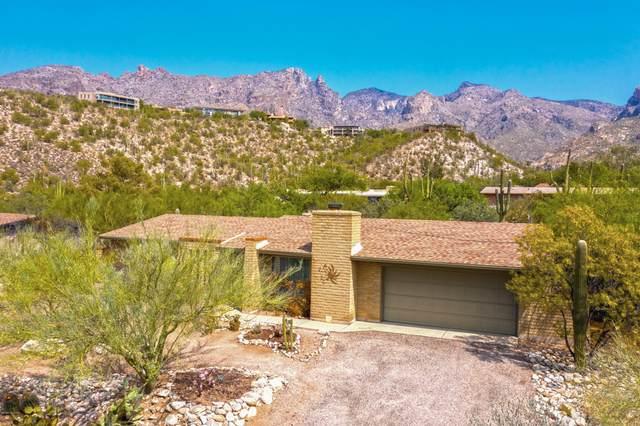 3635 E Kingler Spring Place, Tucson, AZ 85718 (#22023663) :: The Local Real Estate Group | Realty Executives