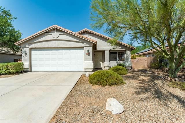 5526 W Durham Hills Street, Marana, AZ 85658 (#22023670) :: Tucson Property Executives