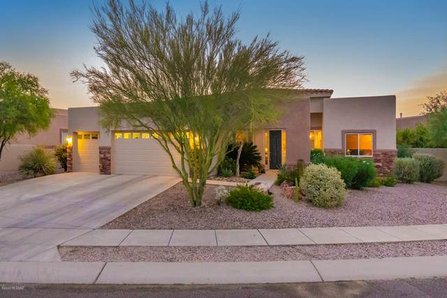 13195 N Booming Drive, Oro Valley, AZ 85755 (#22023672) :: The Local Real Estate Group | Realty Executives
