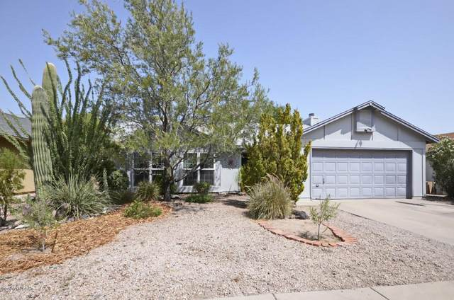 2730 W Calle Del Tigre, Tucson, AZ 85746 (#22023677) :: Long Realty - The Vallee Gold Team