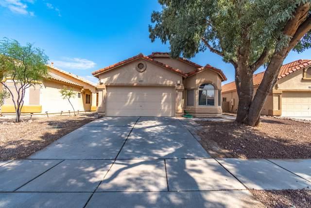 6460 W Wenden Way, Tucson, AZ 85743 (#22023691) :: Keller Williams