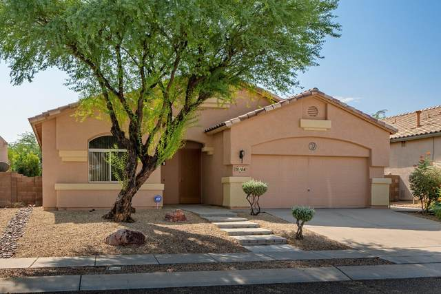 108 N Desert Stream Drive, Tucson, AZ 85745 (#22023692) :: Long Realty - The Vallee Gold Team
