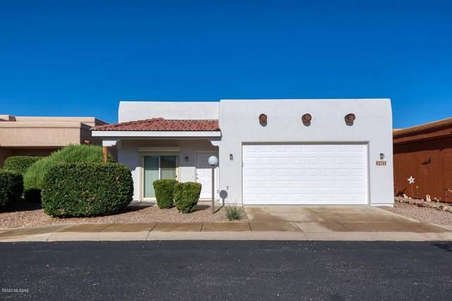274 S Clubhouse Lane, Sierra Vista, AZ 85635 (#22023702) :: The Josh Berkley Team