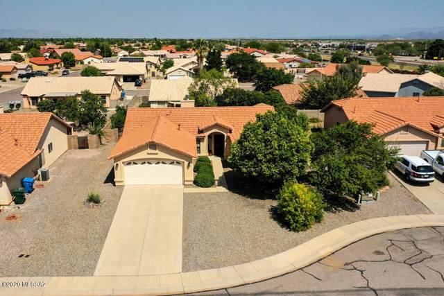 3873 Via De La Reina, Sierra Vista, AZ 85650 (#22023714) :: The Josh Berkley Team
