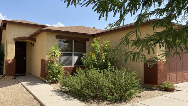 8141 S Sunny Horizon Place, Tucson, AZ 85747 (#22023724) :: Long Realty - The Vallee Gold Team