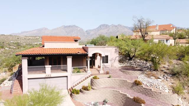 4251 N Summer Set Drive, Tucson, AZ 85750 (#22023735) :: Gateway Partners