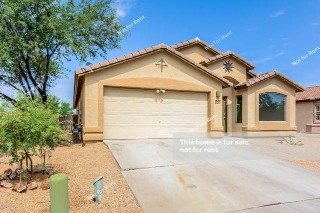 6758 W Haven Brook Way, Tucson, AZ 85757 (#22023737) :: Gateway Partners