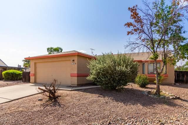 6070 S Moorheart Place, Tucson, AZ 85746 (#22023740) :: Gateway Partners