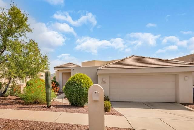 1581 S Lost Starr Drive, Tucson, AZ 85745 (#22023747) :: Luxury Group - Realty Executives Arizona Properties