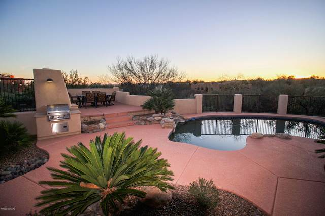 897 W Placita Luna Nueva, Oro Valley, AZ 85755 (#22023750) :: The Local Real Estate Group | Realty Executives