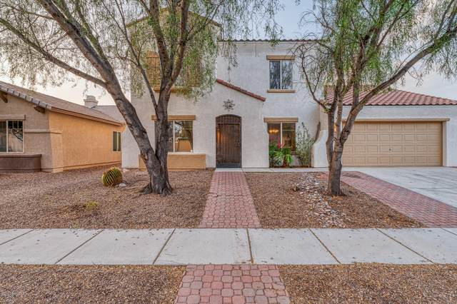 9491 N Weather Hill Drive, Tucson, AZ 85743 (#22023785) :: Kino Abrams brokered by Tierra Antigua Realty